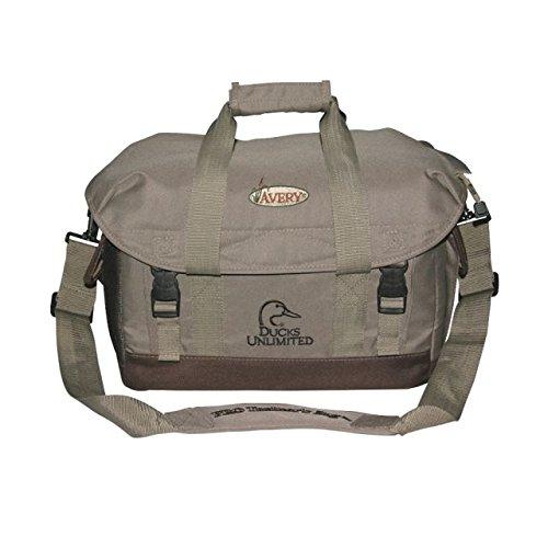 Avery Hunting Gear Pro Trainer's Bag-Field Khaki-Marsh Brown