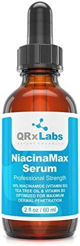 QRxLabs Sérum Facial de Niacinamax, 60 ml