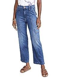 Women's The Rambler Cargo Ankle Jeans