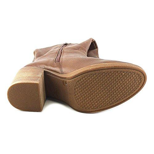 Lucky Brand Womens RITTEN WC Almond Toe Mid-Calf Fashion Boots Whiskey Wc PBXjXU