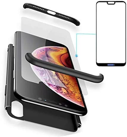 BCIT Huawei P20 Lite Funda Funda Huawei P20 Lite 360 Grados ...