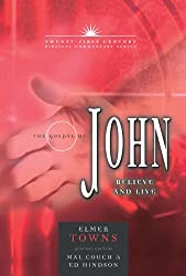 The Gospel of John: Believe and Live (21st Century Biblical Commentary Series)