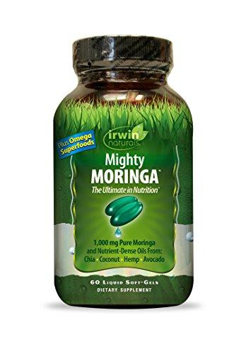 Irwin Naturals Mighty Moringa Supplement