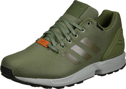adidas ZX Flux GTX Calzado cargo/orange/grey