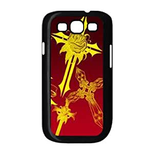 Y-M-D Jesus Christ Cross Skin Cover Case for Samsung Galaxy S3 III i9300