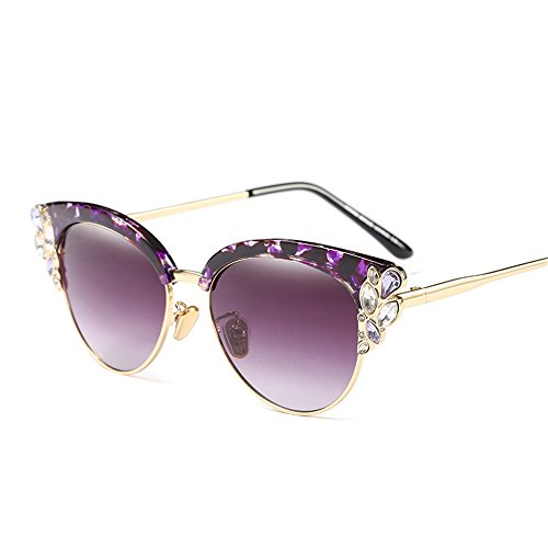 Transparent Lens Brand Designer Crystal Diamond Women Sunglasses - Rb3025 Price