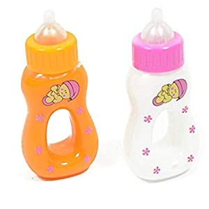 The New York Doll Collection Magic Milk and Juice Bottle
