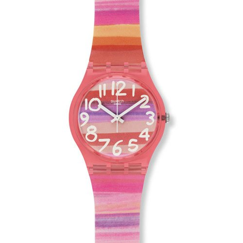 Swatch Atilbe Graphic Dial Pla