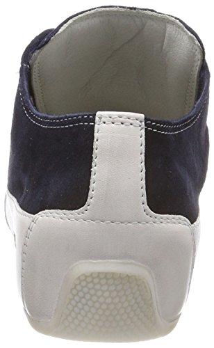 navy Blu Donna Basse Camoscio Cooper Sneaker Candice 4HYXwq