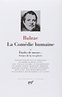 Physiologie du mariage par Balzac