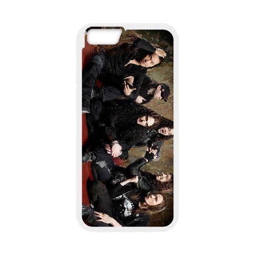 Dragonforce 010 coque iPhone 6 Plus 5.5 Inch Housse Blanc téléphone portable couverture de cas coque EOKXLLNCD19039