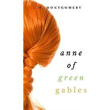 Anne of Green Gables (Black & White Classics) (English Edition)