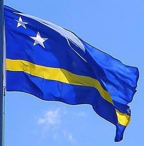 3'x5' bandera de Curacao, Banner