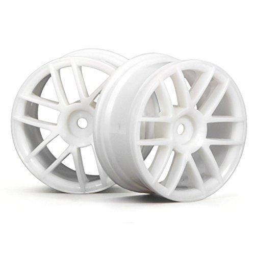 HPI Racing 26mm 26mm 26mm Split 6 Wheel (2) (Weiß) by HPI Racing 685b9a