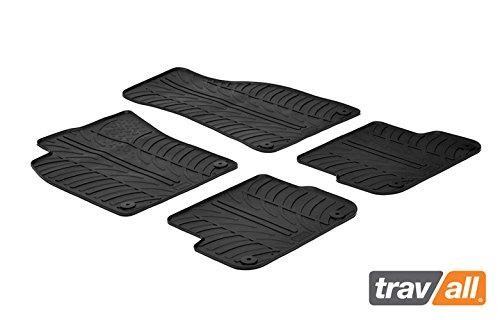 Audi A6 Avant Quattro - Travall Mats for Audi A6 Avant (2004-2011) Also for Audi A6 Allroad Quattro (2006-2012) Audi S6 Avant (2006-2011) Audi RS6 Avant (2008-2010) TRM1123 - All-Weather Rubber Floor Mats