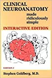 Clinical Neuroanatomy Made Ridiculously Simple 3th (third) edition Text Only
