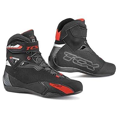 TCX Rush Waterproof Boots for Men, Black