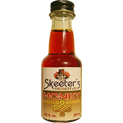 - Skeeter's Reserve Honey Scotch Whisky Essence (Official