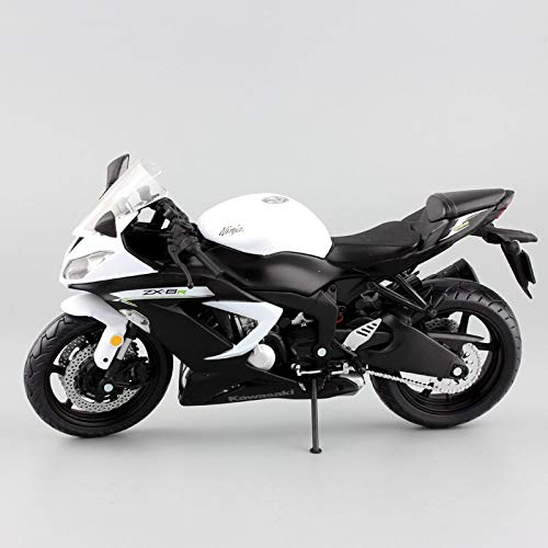 Amazon.com: GreenSun - Mini Kawasaki Ninja ZX-6R - Moto ...