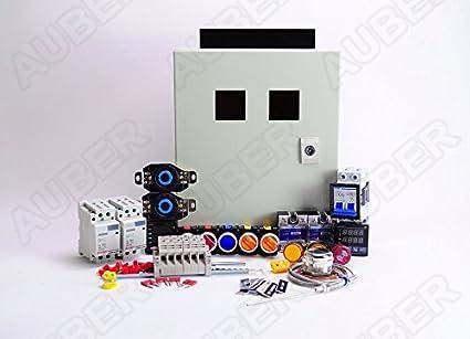 Amazon.com: Powder Coating Oven Controller Kit, 240V 50A 12000W (KIT ...