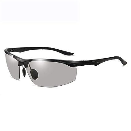 Shisky Gafas Deportivas, Pesca de Anti-Ultravioleta fotocromáticas Gafas de Sol polarizadas Conductor Conducir