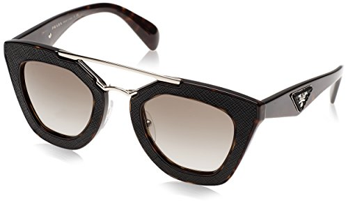 Prada Women's 0PR 14SS Black One - Latest Sunglasses Prada