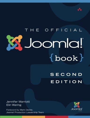 The Official Joomla! Book (2nd Edition) (Joomla! Press)