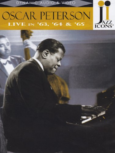 Jazz Icons: Oscar Peterson - Live in '63, '64 & '65 (Best Solo Performance Ever)