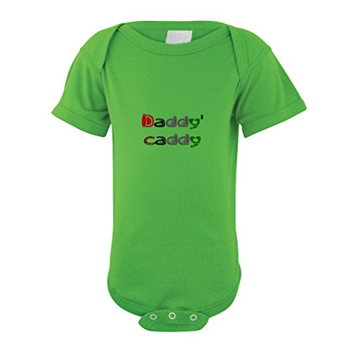daddys-caddy-golf-golfer-infant-toddler-baby-cotton-bodysuit-one-piece-apple-green-24-months