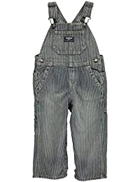 OshKosh B'Gosh Striped Overalls (Toddler)
