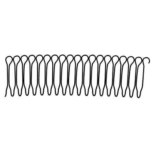 Invisible hair clip comb women girls invisible hair clasp hair jewelry E1F2 (Inspired Bridle)