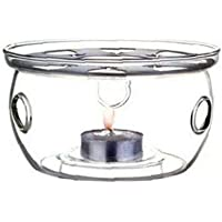 Alto resistente al calor borosilicato Espesar Tetera de vidrio más caliente de calefacción Base Juego de té Tea Pot…
