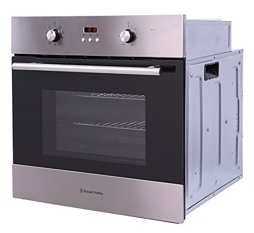 Russell Hobbs RHEO6501SS Stainless Steel 65L Built In Electric Oven