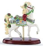 Lenox 2014 Christmas Carousel Horse