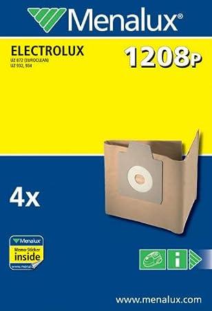 Amazon.com: Menalux 1208 P - Bolsas de papel para aspiradora ...