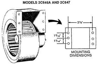 Amazon Dayton Stores. Dayton 2c647 Rectangular Permanent Split Capacitor Oem Specialty Blower. Wiring. Bench Grinder 4z909a Wiring Diagram At Scoala.co