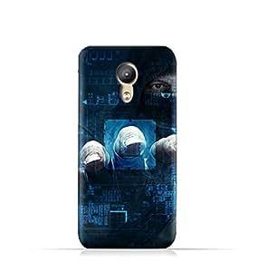 Lenovo Phab 2 TPU Silicone Protective Case with Dangerous Hacker Design