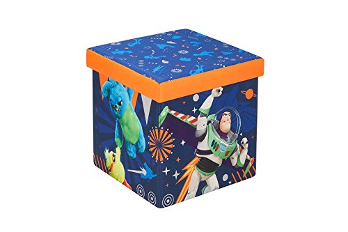 Disney Toy Story 4 Storage Cube, 15 Ottoman Toy Box