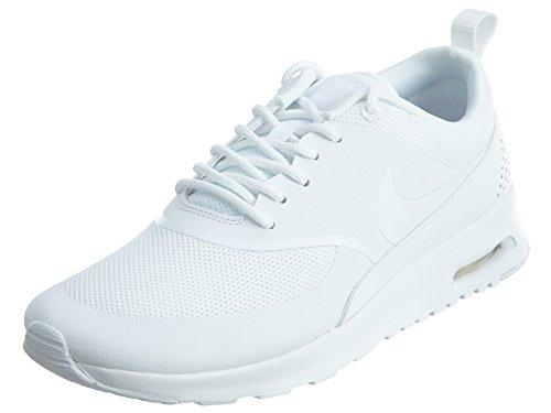 Max Thea Air Sneaker Bianco Donna Nike B14Zqwxw