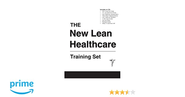 The New Lean Healthcare Training Set (Revised Edition 2014 ...