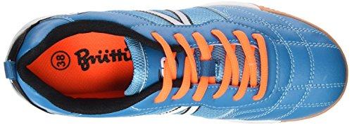 Chaussures Schwarz Fitness Blau de Indoor Brütting Orange Adulte Bleu Mixte Super zwqpIE