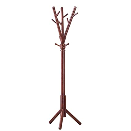 Xyanzi Coat Rack Perchero Perchero De Madera Maciza Perchero ...