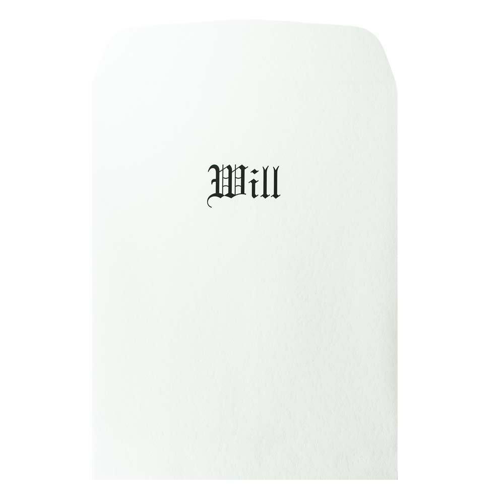 Blumberg Pebble Finish Will Envelopes, Oversized, 100 per Box