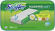Swiffer Sweeper Wet Mopping Pad, Multi Surface Cleaner Refills For Floor Mop (Packaging May Vary)