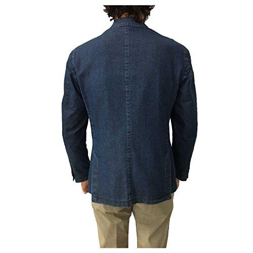 100 Regular 1911 Slim Jeans Uomo Giacca L m Cotone b Vestibilita Sfoderata WvnSwpf0q