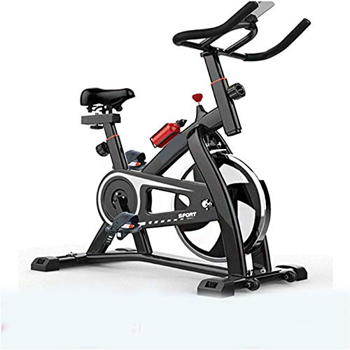 Advanced Elliptical - HLH-Fitness Equipment Durable Trainer Bicycle Advanced with Training Computer and Elliptical Cross Exercise Bike Non-Slip