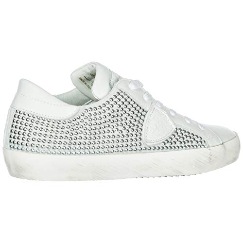 Sneakers Full Blanc Donna Philippe Model Paris TwaqnxZ6U