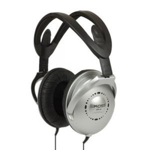 KOSS 184903 / UR18 Collapsible Stereo Headphone Wired Connectivity - Stereo - Over-the-head
