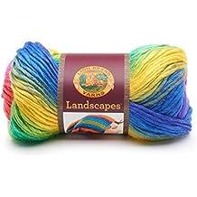 Lion Brand Yarn Company 545-219 Landscapes Yarn, Bazaar