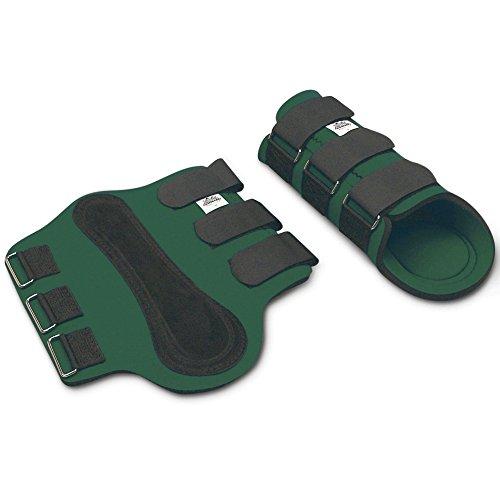 Toklat Neoprene Front Splint Boot, Medium, Hunter ()